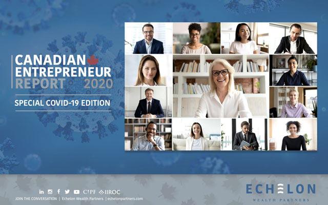 Image of Canadian Enterpreneur Report 2020
