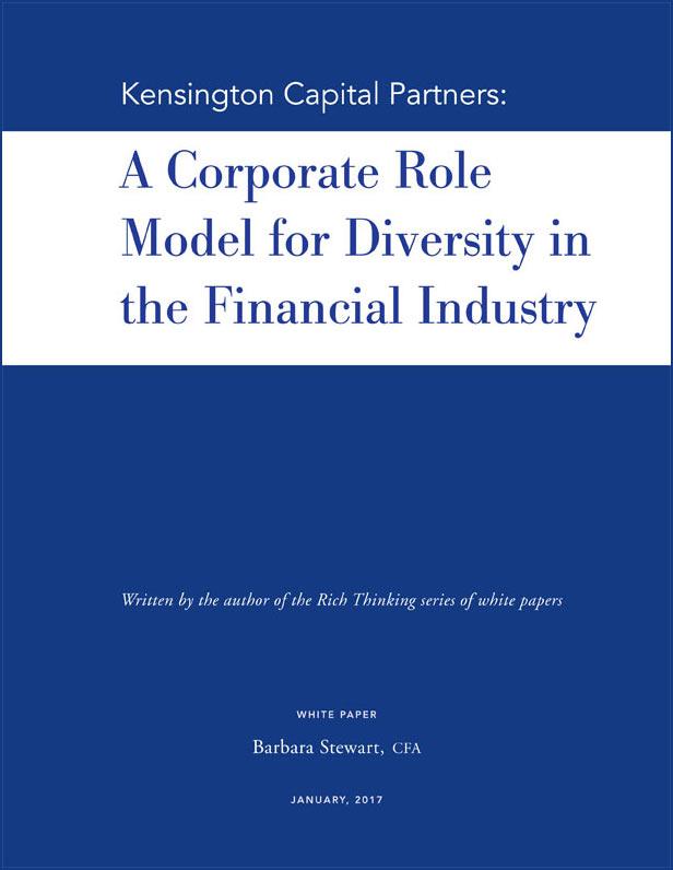 Image of Kensington Capital Partner Research