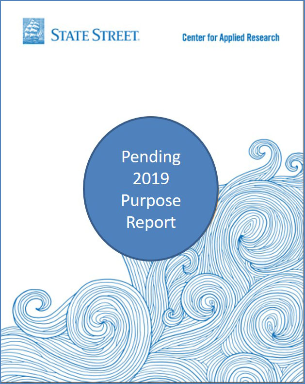 Image of State Street 2019 Purpose Report